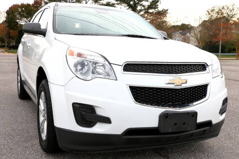 2013 Chevrolet Equinox for sale at Prime Auto Sales LLC in Virginia Beach VA