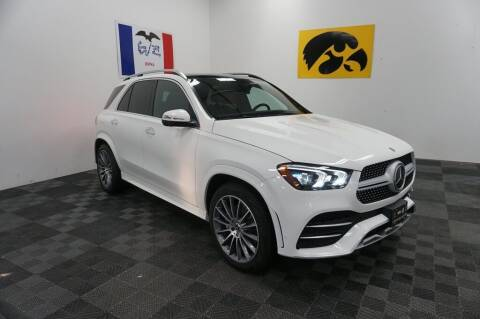 2021 Mercedes-Benz GLE for sale at Carousel Auto Group in Iowa City IA