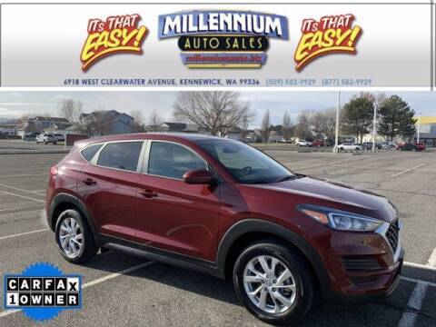 2019 Hyundai Tucson for sale at Millennium Auto Sales in Kennewick WA