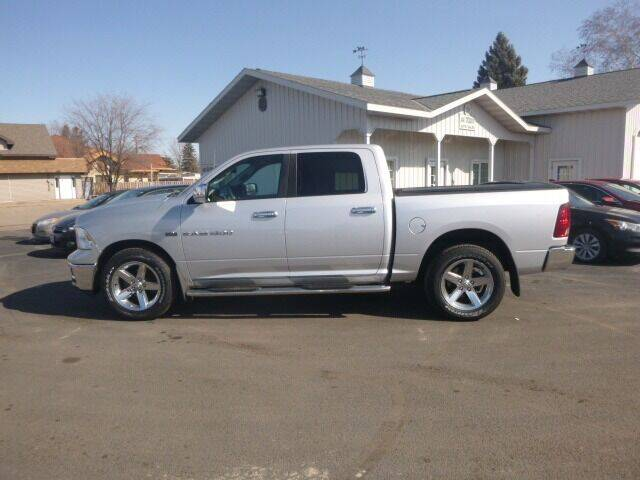 2011 RAM Ram Pickup 1500 for sale at JIM WOESTE AUTO SALES & SVC in Long Prairie MN