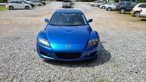 2005 Mazda RX-8 for sale at Lyman Autogroup LLC. in Lyman SC