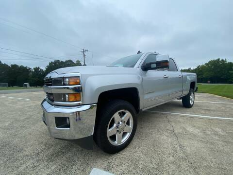 2015 Chevrolet Silverado 2500HD for sale at Priority One Auto Sales in Stokesdale NC
