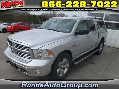 2014 RAM Ram Pickup 1500 for sale at Runde Chevrolet in East Dubuque IL