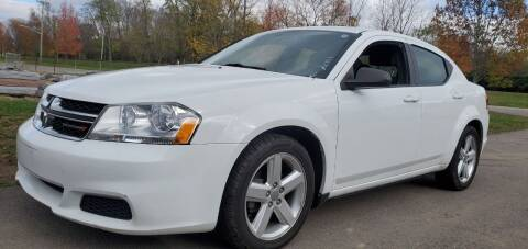 2013 Dodge Avenger for sale at Superior Auto Sales in Miamisburg OH