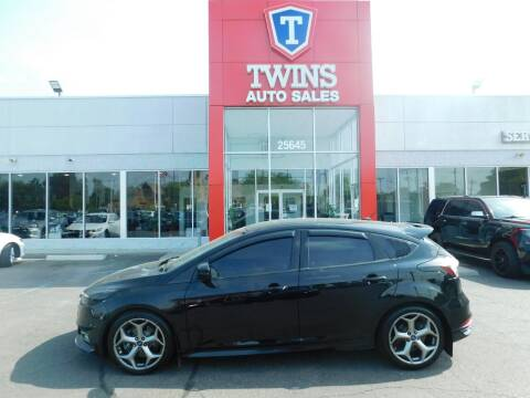 2017 Ford Focus for sale at Twins Auto Sales Inc Redford 1 in Redford MI