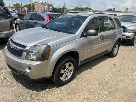 2008 Chevrolet Equinox for sale at Philadelphia Public Auto Auction in Philadelphia PA