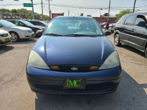 2003 Ford Focus for sale at Johnny's Motor Cars in Toledo OH