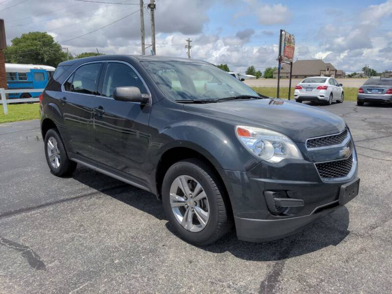 2014 Chevrolet Equinox for sale at Towell & Sons Auto Sales in Manila AR