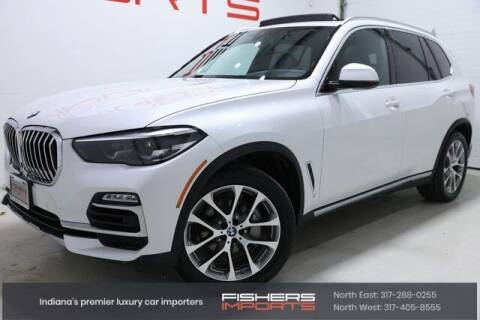 2019 BMW X5 for sale at Fishers Imports in Fishers IN