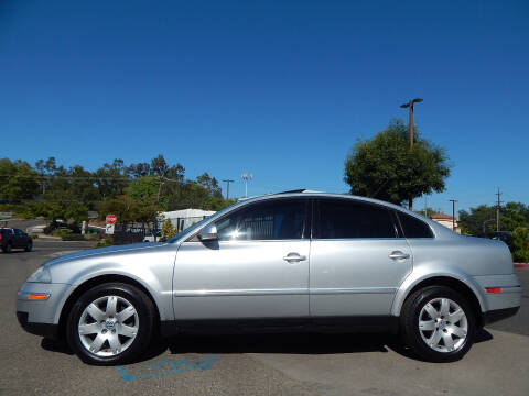 2005 Volkswagen Passat for sale at Direct Auto Outlet LLC in Fair Oaks CA