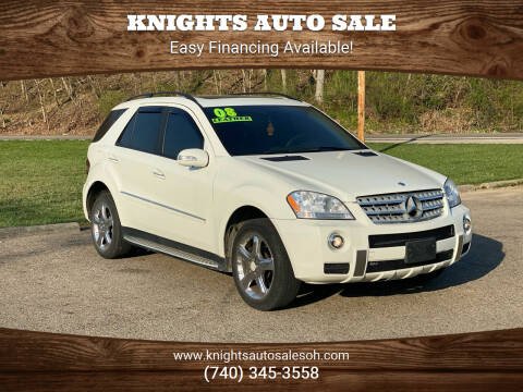 2008 Mercedes-Benz M-Class for sale at Knights Auto Sale in Newark OH