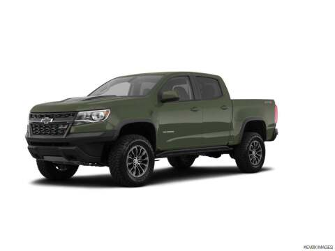 2018 Chevrolet Colorado for sale at EDMOND CHEVROLET BUICK GMC in Bradford PA