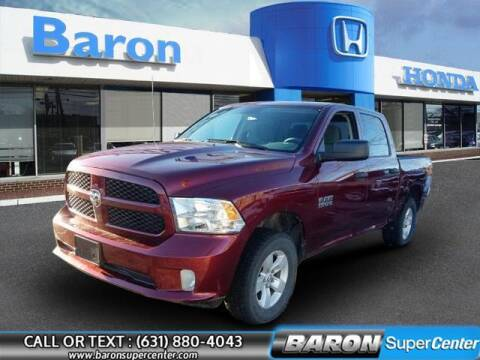 2018 RAM Ram Pickup 1500 for sale at Baron Super Center in Patchogue NY