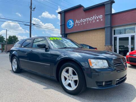 2008 Dodge Magnum for sale at Automotive Solutions in Louisville KY