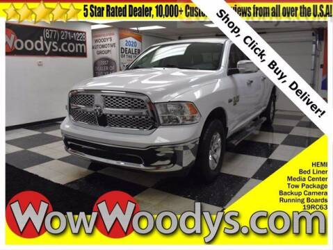 2019 RAM Ram Pickup 1500 Classic for sale at WOODY'S AUTOMOTIVE GROUP in Chillicothe MO