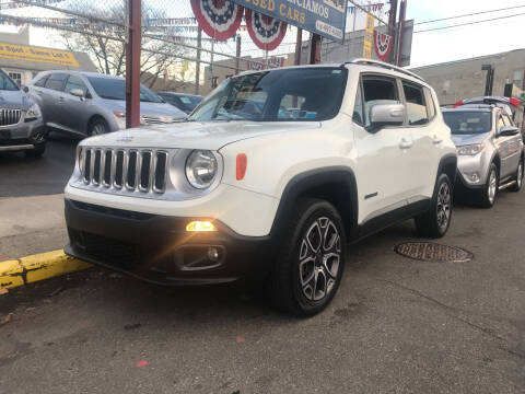 2015 Jeep Renegade for sale at Cypress Motors of Ridgewood in Ridgewood NY