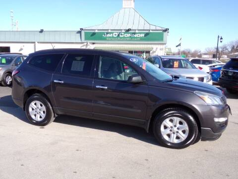 2014 Chevrolet Traverse for sale at Jim O'Connor Select Auto in Oconomowoc WI