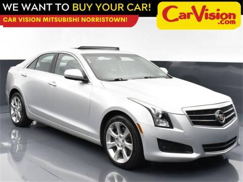 2014 Cadillac ATS for sale at Car Vision Mitsubishi Norristown in Trooper PA
