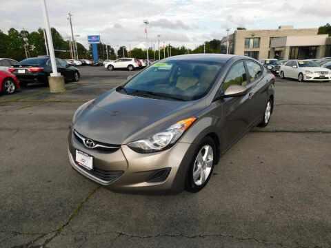 2013 Hyundai Elantra for sale at Paniagua Auto Mall in Dalton GA