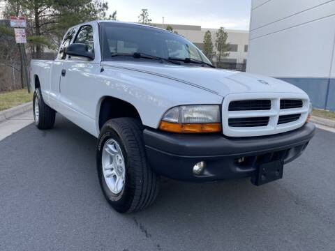 2003 Dodge Dakota for sale at PM Auto Group LLC in Chantilly VA