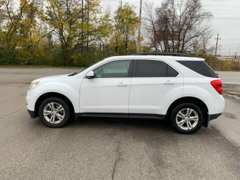 2012 Chevrolet Equinox for sale at Elite Auto Plaza in Springfield IL