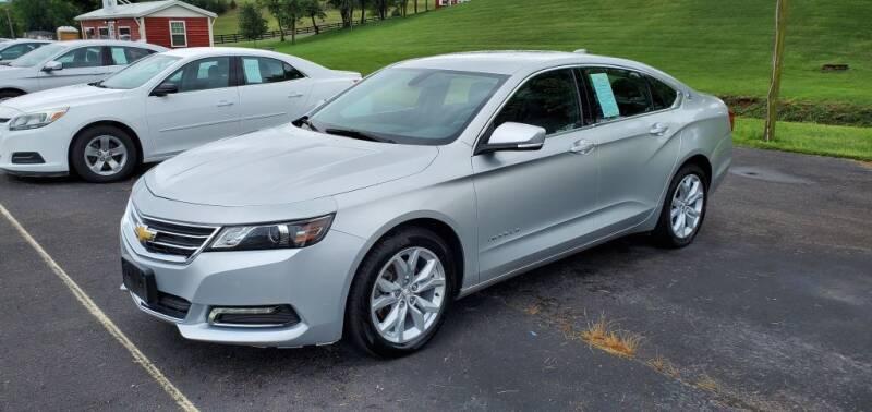 2019 Chevrolet Impala for sale at Gallia Auto Sales in Bidwell OH