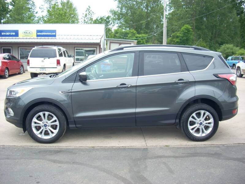 2018 Ford Escape for sale at H&L MOTORS, LLC in Warsaw IN