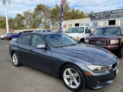 2013 BMW 3 Series for sale at Black Diamond Auto Sales Inc. in Rancho Cordova CA