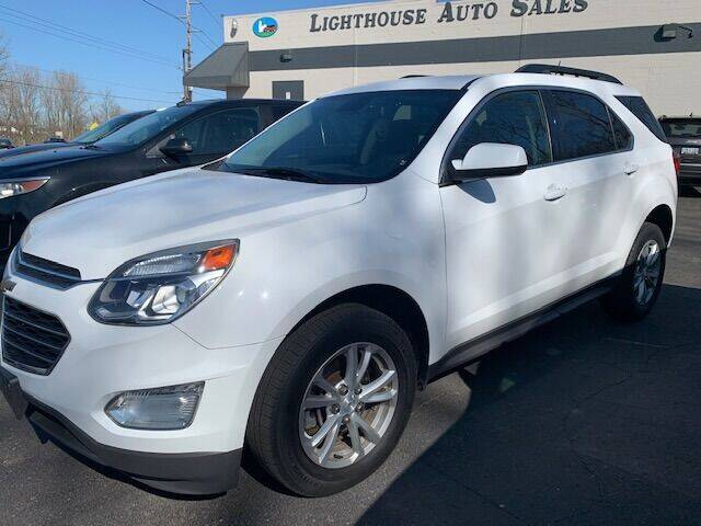 2016 Chevrolet Equinox for sale at Lighthouse Auto Sales in Holland MI