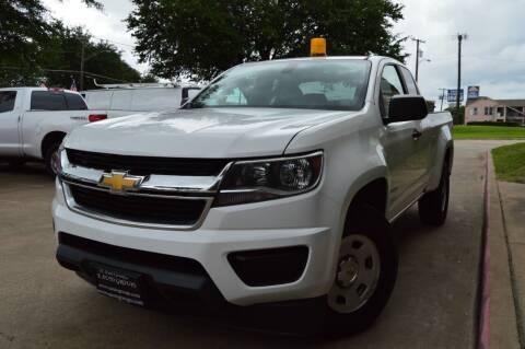 2016 Chevrolet Colorado for sale at E-Auto Groups in Dallas TX