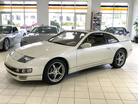 1992 Nissan 300ZX for sale at Weaver Motorsports Inc in Cary NC