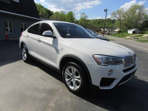 2016 BMW X4 for sale at Specialty Car Company in North Wilkesboro NC