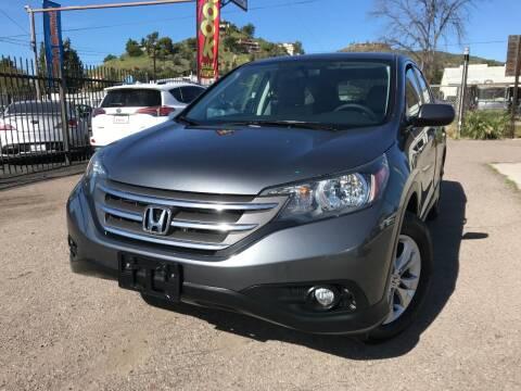 2014 Honda CR-V for sale at Vtek Motorsports in El Cajon CA