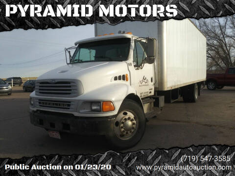2009 Sterling Acterra for sale at PYRAMID MOTORS - Pueblo Lot in Pueblo CO