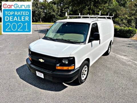 2014 Chevrolet Express Cargo for sale at Brothers Auto Sales of Conway in Conway SC