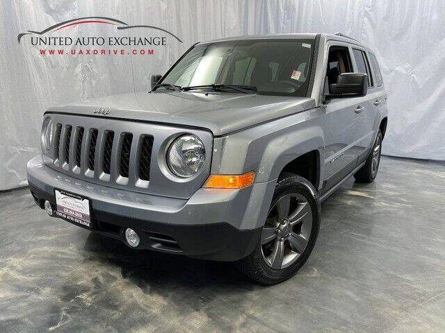 2015 Jeep Patriot for sale at United Auto Exchange in Addison IL