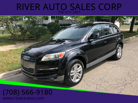 2007 Audi Q7 for sale at RIVER AUTO SALES CORP in Maywood IL