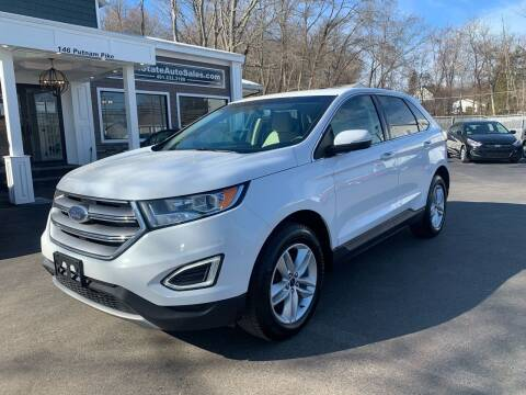 2017 Ford Edge for sale at Ocean State Auto Sales in Johnston RI