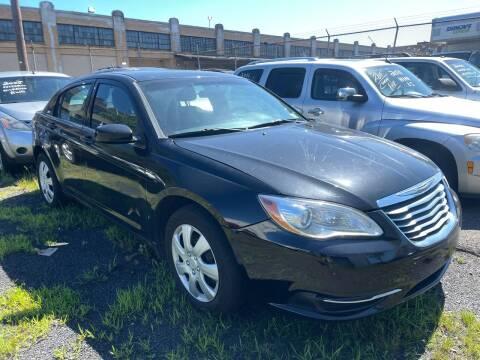 2012 Chrysler 200 for sale at Dennis Public Garage in Newark NJ