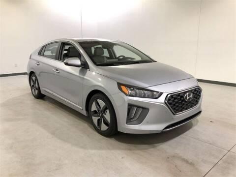 2021 Hyundai Ioniq Hybrid for sale at Allen Turner Hyundai in Pensacola FL