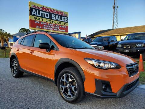 2018 Subaru Crosstrek for sale at Mox Motors in Port Charlotte FL