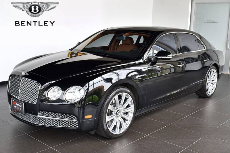 2014 Bentley Flying Spur for sale at Bespoke Motor Group in Jericho NY