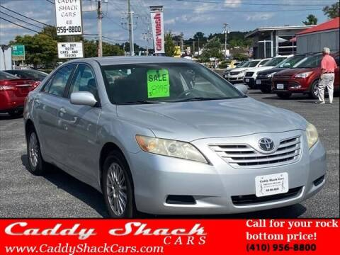 2007 Toyota Camry for sale at CADDY SHACK CARS in Edgewater MD
