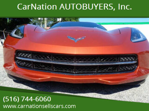 2016 Chevrolet Corvette for sale at CarNation AUTOBUYERS, Inc. in Rockville Centre NY