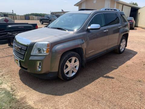2010 GMC Terrain for sale at Yachs Auto Sales and Service in Ringle WI