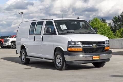 2019 Chevrolet Express Cargo for sale at Washington Auto Credit in Puyallup WA