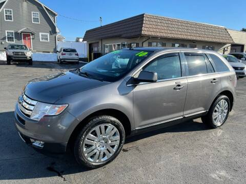 2010 Ford Edge for sale at MAGNUM MOTORS in Reedsville PA
