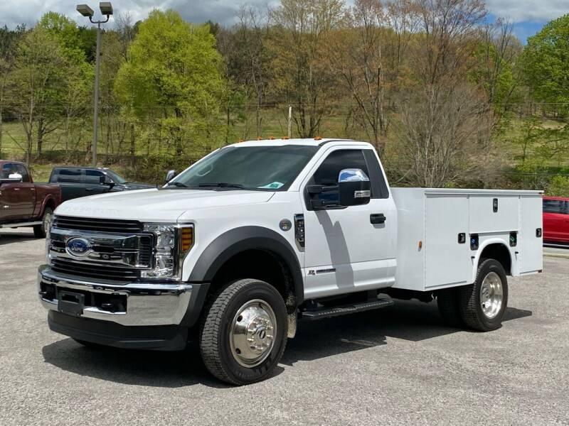 2019 Ford F-550 Super Duty for sale at Griffith Auto Sales in Home PA
