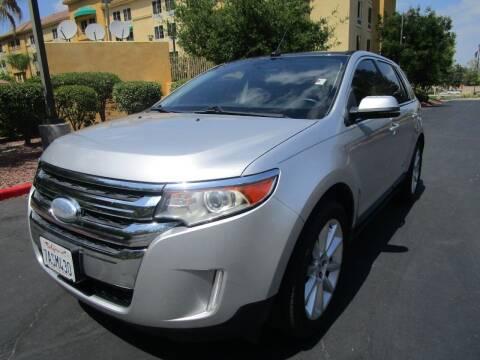 2013 Ford Edge for sale at PRESTIGE AUTO SALES GROUP INC in Stevenson Ranch CA
