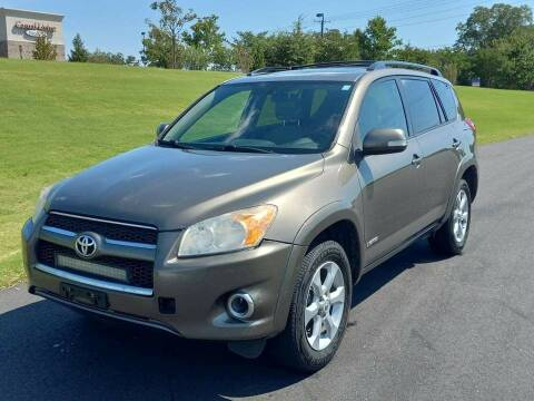 2011 Toyota RAV4 for sale at Happy Days Auto Sales in Piedmont SC